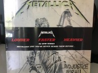 Metallica ‎– ...And Justice For All - 180 gram 45 RPM LP Series - 4 LP Box Set
