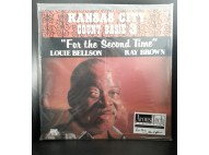 Count Basie & The Kansas City 3 - For The Second Time - 45 rpm LP