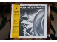 HIROSHI FUKUMURA QUINTET MORNING FLIGHT AUDIOPHILE PRESSING LP JAPAN TBM 19