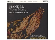 George Szell-Handel: Water Music/ Royal Fireworks Music