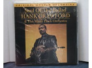 Hank Crawford Soul of the Ballad MFSL LP