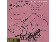 Kenny Burrell - Blue Lights Vol. II  - Classic Records 200 gram LP