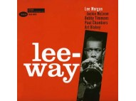 Lee Morgan - Lee-way - Analouge Prod. - Dbl LP