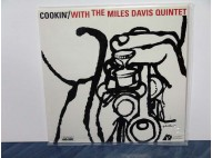 Miles Davis - Cookin' with the Miles Davis Quintet 180 gram LP