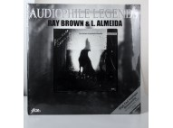 RAY BROWN & LAURINDO ALMEIDA - MOONLIGHT SERENADE - 180 gr. LP