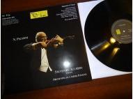 Salvatore Accardo - Paganini: Carnevale di Venezia 45 RPM LP