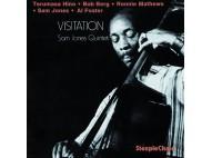 Sam Jones Quintet - Visitations SteepleChase SCS 1097 LP