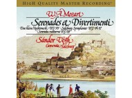 Sandor Vegh - W.A. Mozart Serenades & Divertimenti