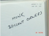 Thelonious Monk - Brillant Corner - 45 RPM - 2 LP - Test Pressing - Analogue Productions
