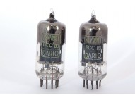 Miniwatt Dario ECC83 / 12AX7 Matched Pair
