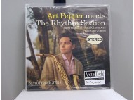 Art Pepper, Meets The Rhythm Section 45 RPM Analogue Productions-JAZ-7532