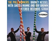 Barney Kessel, Ray Brown, Shelly Manne