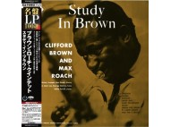 Clifford Brown & Max Roach - Study in Brown - 180 gr LP