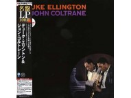 Duke Ellington & John Coltrane Japan Press 200 gr LP
