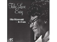 Ella Fitzgerald & Joe Pass - Take Love Easy - 45 rpm LP